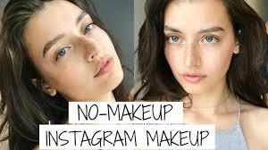 no makeup makeup tutorial for insram jessica clements