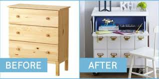 transforming ikea furniture. The 25 Coolest Hacks For IKEA Products Transforming Ikea Furniture