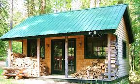 tiny house vermont. Diy Tiny House Plans ($50) - Vermont Cottage (Option A) 16x20 Shabby E