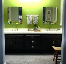 nice bathroom colors tips and tricks painting bathroom cabinets green wall with green wall with painted nice bathroom colors