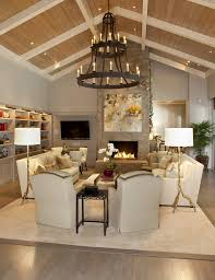 vaulted ceiling lighting bedroom ideas chandeliers living room