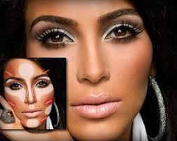 kim kardashian makeup1