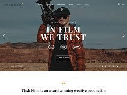 Wordpress Movie Theme 10 Best Wordpress Themes For Filmmakers 2019 Athemes