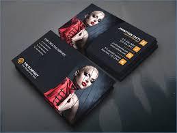 makeup artist business card free template 8959 mamiskincarenet