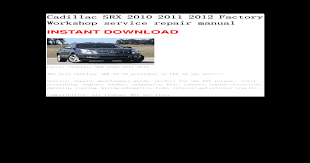 2007 cadillac cts repair manual pdf unique cadillac escalade 2016 service repair manual ebook
