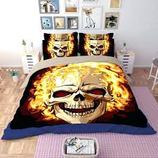 morning hour designer artistic unique duvet covers and funky quilts bedding cool nightmare before bedding set