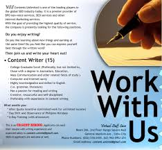 job writer looking for content writers urgent hiring everything  looking for content writers urgent hiring click here to view the original image of 833x769px