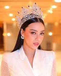 Amanda Obdam chosen as Miss Universe Thailand 2020