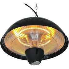 hanging patio heater. Awful Ceiling Mounted Electric Hanging Patio Heater Uk C