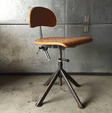 Industrial Office Chair By John Odelberg \u0026 Anders Olson For AB  Olson, 1930s VNTG