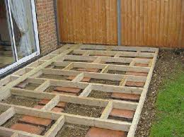 Small Picture Deck low profile deck Outside Projects Pinterest Decking