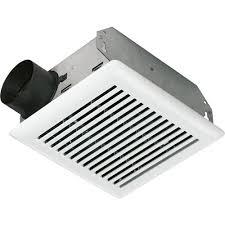 nutone exterior exhaust fan. nutone 696n valuetest 50 cfm 3in duct vent fan nutone exterior exhaust