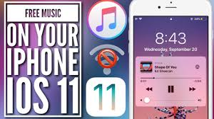 How To Download Free Music On Your Iphone Ios 11