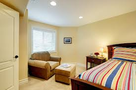 Basement Bedroom Retreats