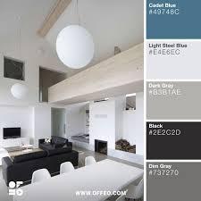 20 best modern home color palettes