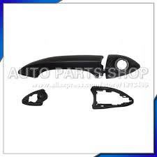 car accessories front left outside door handle primered 51218257737 for bmw x5 e53
