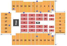 Dakota Seating Chart North Dakota Concert Tickets Seating Chart Fargodome