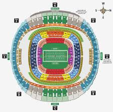 Sugar Bowl Seating Chart 33 Complete Saints Dome Seating Chart