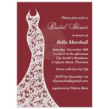 Bridal Shower Invitation Cards Templates Vertabox Com