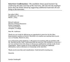 job interview template confirmation email template job interview suitable pictures best