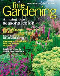 fine gardening magazine.  Gardening Seasonal Color Repetition Is Key And Fine Gardening Magazine I