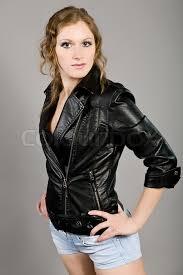 teenage leather jacket