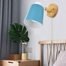 Worldwide Delivery Bathroom Wall Lamp Wood In Nabara Online