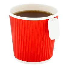 From all of us at the red coffee cup we hope you are having a great spring break talk to you next. Paper Coffee Cups Hot Cups Ripple Wall Red 4oz 500 Count Box