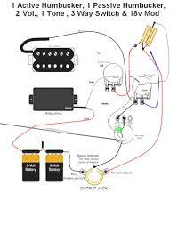 2 volume tone bass wiring diagram guitar diagrams humbucker 3 way inside p