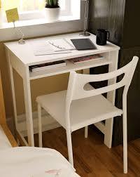 small ikea desk with storage