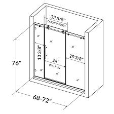 minimum shower dimensions australia designs