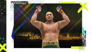 Buy UFC® 4 - Tyson Fury - Microsoft ...