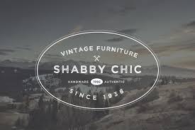 vintage furniture logo. Unique Vintage Check Out Vintage Furniture Logo BadgeEmblem By Maroon Baboon On Creative  Market Inside D