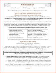 Fresh Career Change Resume Personel Profile