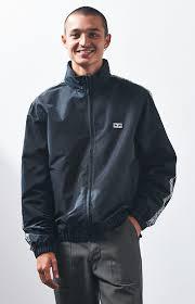 eyes track jacket