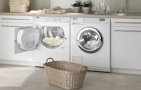 Under counter washer dryer Sink Above Familyowned German Company Miele Dominates The Compact Laundry Machine Market In Terms Of Experience And Quality Miele Models Also Offer The Remodelista Little Giants Compact Washers And Dryers Remodelista