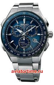 Японские наручные <b>мужские часы SEIKO SSE127J1</b>. Серия Astron