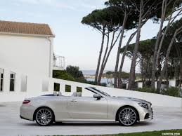 2018 Mercedes-Benz E-Class Cabrio AMG Line (Color: Aragonite ...