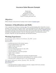 Insurance Sales Resume Examples Insurance Agent Resume Example Unique Insurance Sales Resume