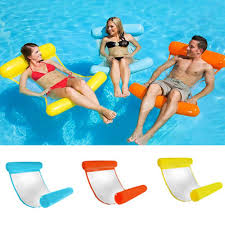 inflatable pool furniture. Portable Swimming Pool Foldable Inflatable Seat Summer Water Floating Chair Toys | EBay Furniture E