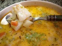Recipe: Light & Easy Seafood Chowder ...
