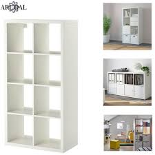 ikea kallax white shelving unit display storage bookcase expedit assembly instructions pdf shelves cubbies