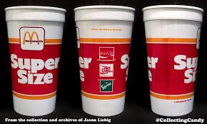 mcdonalds supersize drink. Wonderful Drink McDonaldu0027s Super Size Plastic Drink Cup Threeview  1987  By  JasonLiebig Inside Mcdonalds Supersize Drink Flickr