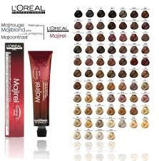 Loreal Professional Majirel Majiblond Majirouge Hair