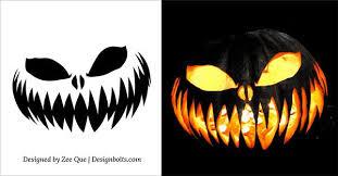 Pumpkin Carving Patterns 2014