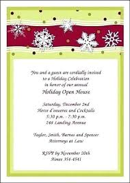 Business Invitations Templates House Opening Invitation