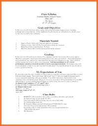 middle school art syllabus template. School Syllabus Template High Lane University mixmixco