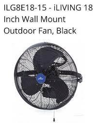 iliving ilg8e14 15 wall mount outdoor