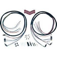 shovelhead wire harness handlebar wire harness switches harley 73 81 shovelhead fl fx sportster xl