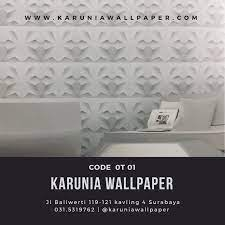 NEW ARRIVAL WALLPAPER DINDING NOVEMBER ...